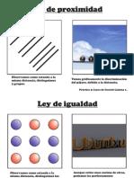 FDG práctica 3 Leyes de Gestalt