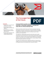 Viewpoint Converged Network of the Future