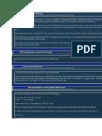 Turbojets vs Turbofans Document
