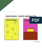 FDG P17 Minimalismo
