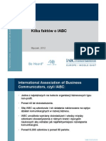 About IABC Poland Pl 012012