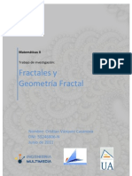 Matemáticas II - Fractales