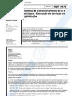 Nbr 14679 - Sistemas De Condicionamento De Ar E Ventilação