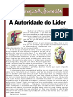 A Autoridade do Líder