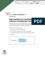 IBM sSoftwareQuality IO#100764 TipGuide Update