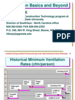 Indoor Ventilation Workshop