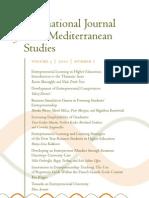 International Journal of Euro-Mediterranean Studies, Volume 3, 2010, Number 1