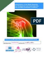 ABPI WIG Arthritis Service Directives Report