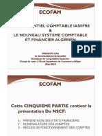 5- Présentation du NSCF