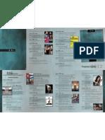 Programa Capitulaciones 2012