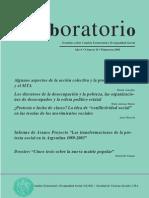 Lavboratorio, nº 15, 2004