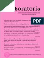 Lavboratorio, nº 16, 2004-2005