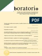 Lavboratorio, nº 19, 2006