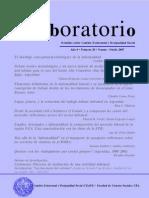 Lavboratorio, nº 20, 2007