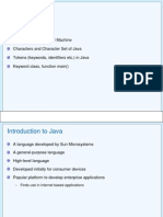 Beginning With Java