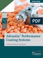 ISP PHARMA C1020 Advantia Performance