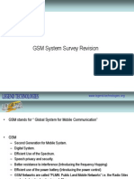00 GSM Revision