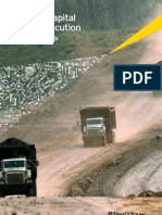 Effective Capital Project Execution Mining and Metals