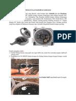Penggunaan Kompas Geologi