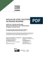 Nicolas de Leyde Ond Dp3