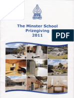 Prizegiving 2011