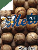 2012 Binghamton Mets Media Guide