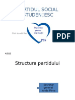 PARTIDUL SOCIAL STUDENȚESC