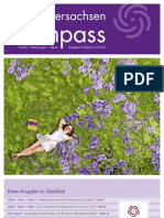 Niedersachsen Kompass 01/2012 - Trends, Meinungen, News