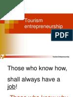 Tourism Entrepreneurship