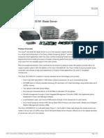 Data Sheet c78 616625 m1BladeServer