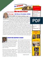 News Letter 8-JPNATC