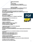 Test 3 CAMARERAS LIMPIADORAS