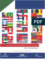 Gem Global Report 2011_TIMOTHY MAHEA