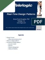 Bruce Douglass - Realtime Design Patterns 2