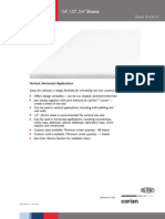 Sheet Products DuPont Corian Product Catalog 2010