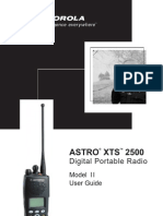 XTS 2500 User Guide