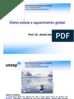 Aula - Efeito Estufa e Aquecimento Global