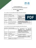 Programa p+s Dia Del Monumento 2012