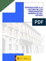 Libro Azul. Presupuestos Generales 2012