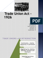 Trade Union Act HRm (1)