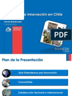 Presentacion InnovaChile 2011