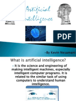Artificial Intelligence 2007