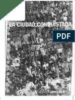 Borja Jordi - La Ciudad Conquistada