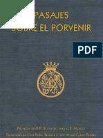 Pasajes Sobre El Porvenir. H.P.B.