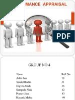 Performance Appraisal Ppt Final - Copy