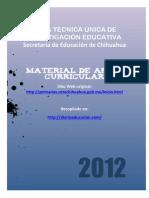 Material de Apoyo Curricular Primero Diarioeducacion