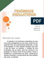 Fenomenos ondulatórios(2)