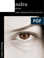 PÉREZ GARCÍA, Juan Manuel - Alejandra. Relato epistolar