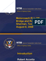 NTSBreportonbuscrashinShermanTX