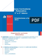 Orientaciones Docente Bcurriculares 2012 a